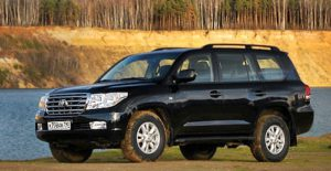 Чип-тюнинг Toyota Land Cruiser 200 4.5D 2009, 2010, 2011
