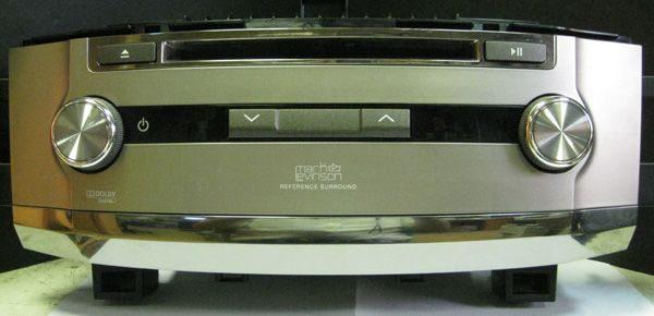 Магнитола с европейского Лексус LX 570 3 рест. 2012-2015