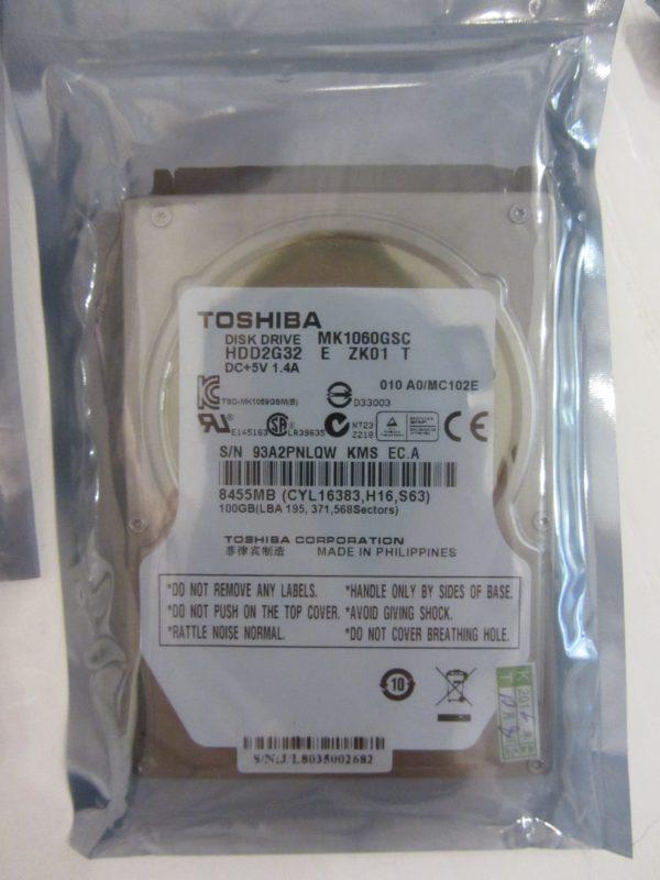 HDD с картами навигации Toyota / Lexus Gen7