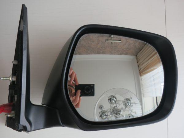 Правое зеркало на Toyota LC Prado 150 2013-2017 обзор