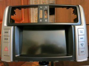 Монитор для Toyota Prado 150 2009-2013