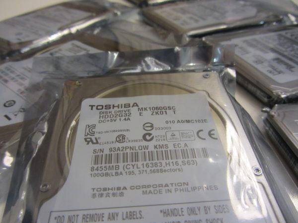 HDD с новыми картами навигации Toyota / Lexus Gen7