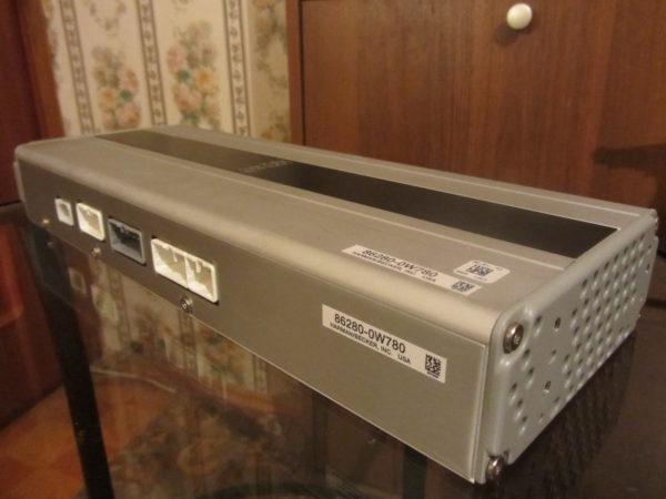 Усилитель звука для Лексус LX570 2009-2011