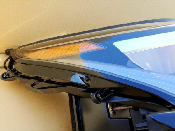 Новые фары Lexus LX 2015