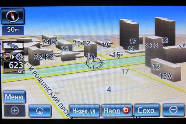 Поколение 7 (Gen 7) обновление карт навигации Тойота и Лексус