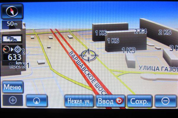Поколение 7 (Gen 7) обновление карт навигации
