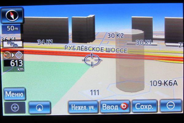 Поколение 7 (Gen 7) карты навигации Тойота Лексус