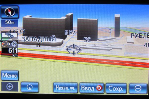 Поколение 7 (Gen 7) карты навигации Тойота&Lexus
