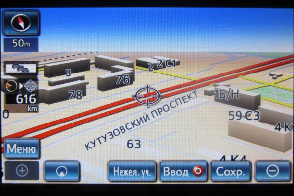 Поколение 7 (Gen 7) карты навигации Toyota&Lexus