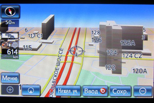 Поколение 7 (Gen 7) обновление карт навигации Toyota&Lexus