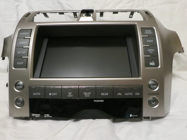 магнитола Lexus GX 2009-2013